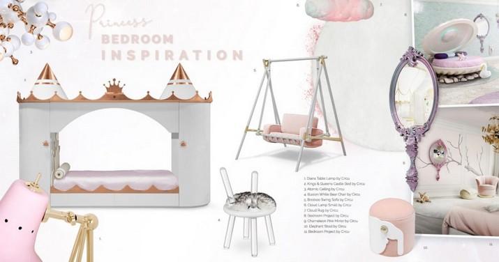 Bedroom Decor for Children – Get the Princess Look Bedroom Decor for Children Get the Princess Look 1