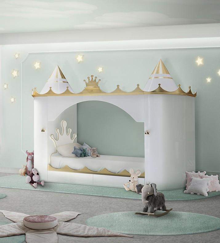 Bedroom Decor for Children – Get the Princess Look Bedroom Decor for Children Get the Princess Look 2