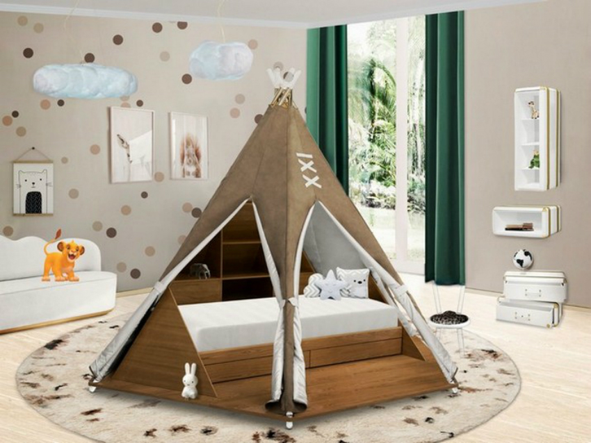 Interior Design Tips – 6 Pieces to Create a Lion King Inspired Bedroom MK Kids Interior Design Is Taking Over London 5 1