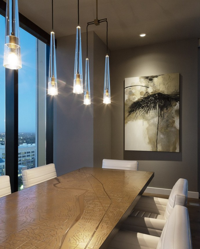 A Contemporary Penthouse by Benning Design Construction A Contemporary Penthouse by Benning Design Construction 10