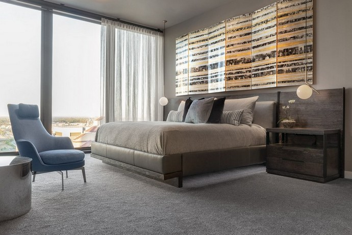 A Contemporary Penthouse by Benning Design Construction A Contemporary Penthouse by Benning Design Construction 7