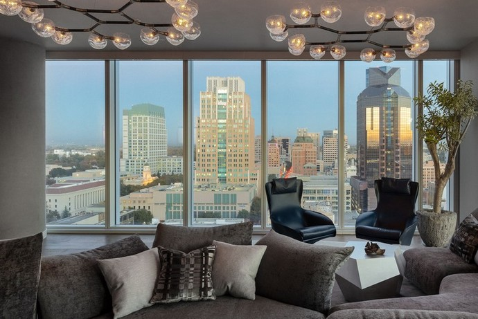 A Contemporary Penthouse by Benning Design Construction A Contemporary Penthouse by Benning Design Construction 9