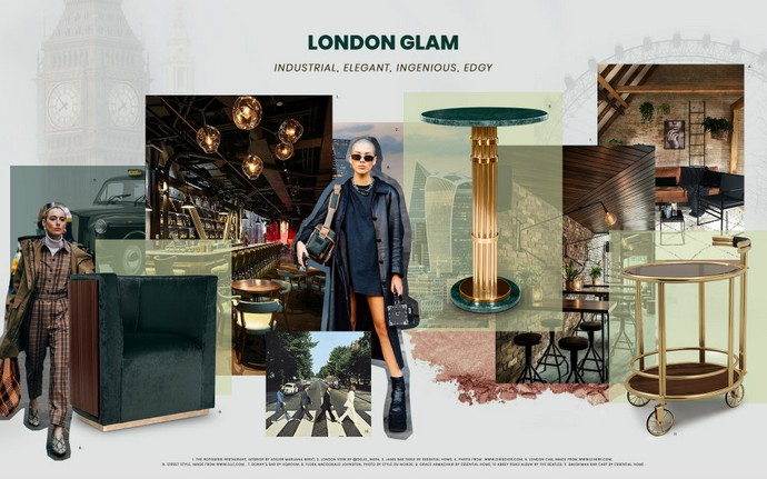 Interior Design Trends – How to Get the London Glam Interior Design Trends How to Get the London Glam 1