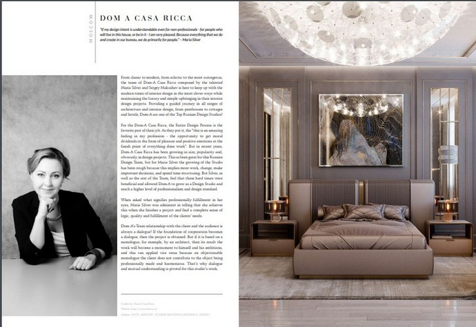 The Best 20 Interior Designers from Moscow Ebook is Out! The Best 20 Interior Designers from Moscow Ebook is Out3