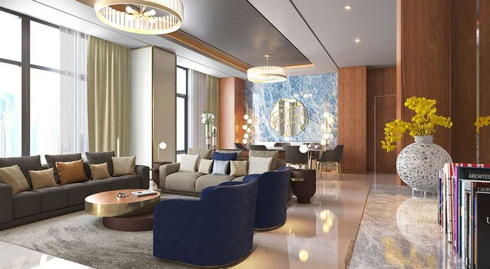 5 Incredible Hospitality Projects by Highness Interiors 5 Incredible Hospitality Projects by Highness Interiors 8