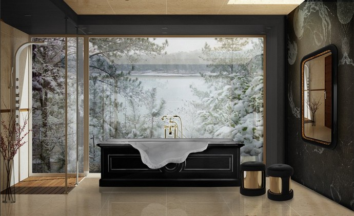 Holidays Decor Perfect for Your Luxury Bathroom Holidays Decor Perfect for your Luxury Bathroom 1
