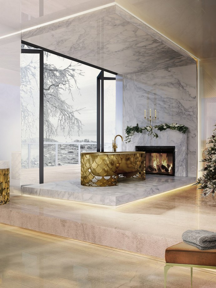 Holidays Decor Perfect for Your Luxury Bathroom Holidays Decor Perfect for your Luxury Bathroom 3