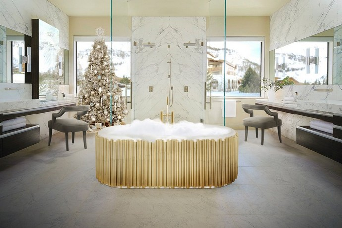 Holidays Decor Perfect for Your Luxury Bathroom Holidays Decor Perfect for your Luxury Bathroom 5