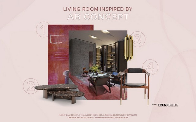 Get a Living Room Decor Inspired by AB Concept's Style Get a Living Room Decor Inspired by AB Concepts Style 1