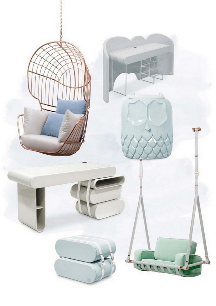 Kids Bedroom Furniture The Hottest New Swing Chair Right Now Design Home