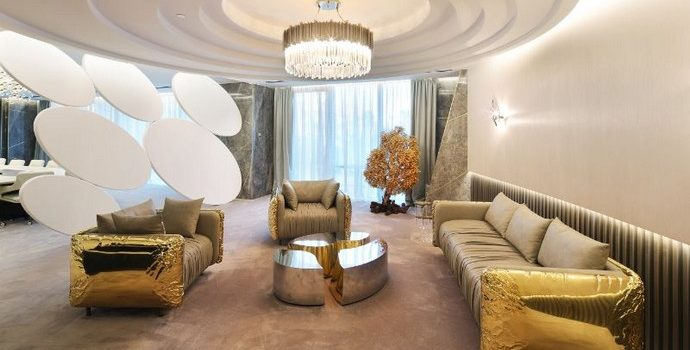 Get Inspired by This Luxurious Contemporary Office Space Get Inspired by This Luxurious Contemporary Office Space 3 690x350