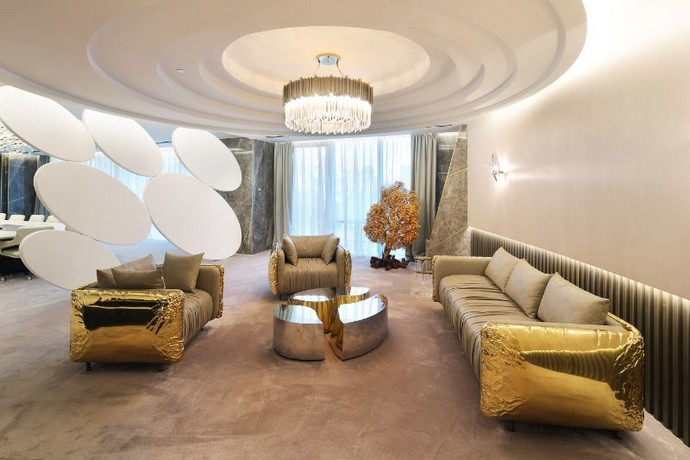 Get Inspired by This Luxurious Contemporary Office Space Get Inspired by This Luxurious Contemporary Office Space 3
