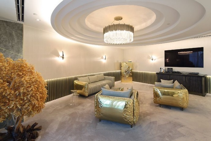 Get Inspired by This Luxurious Contemporary Office Space Get Inspired by This Luxurious Contemporary Office Space 4