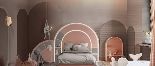 kids furniture brand Be Inspired By An Amazing Kids Furniture Brand! Kids Bedroom Ideas How To Use the New Bubblegum Bed 1 640x275